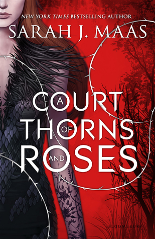 Cover of A Court of Thorns and Roses