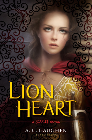 Cover of Lion Heart by A.C. Gaughen