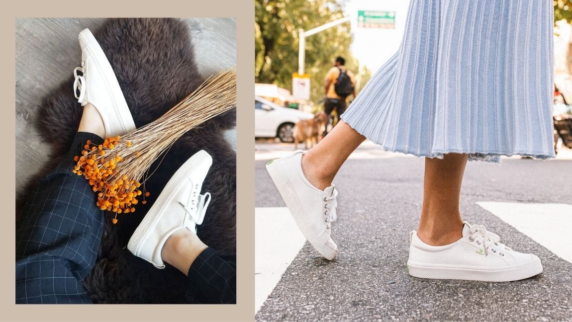 "Here's what those ""comfy"" Insta-famous sneakers are really like"