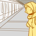 comic about a woman facing stereotypes in the city