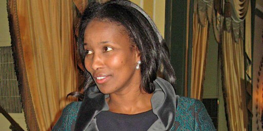 An Image of Ayaan Hirsi Ali