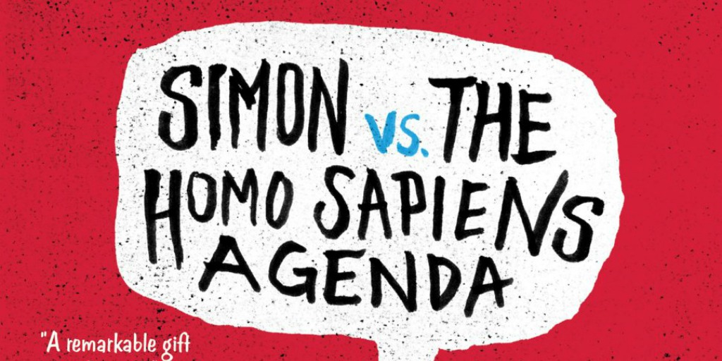 Cover of Simon vs. The Homosapien's Agenda