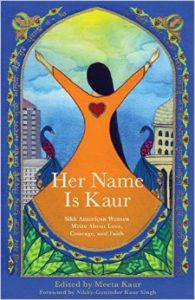 Cover of Her Name is Kaur by Meeta Kaur.
