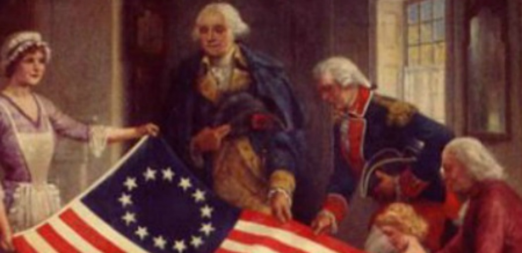 American history painting