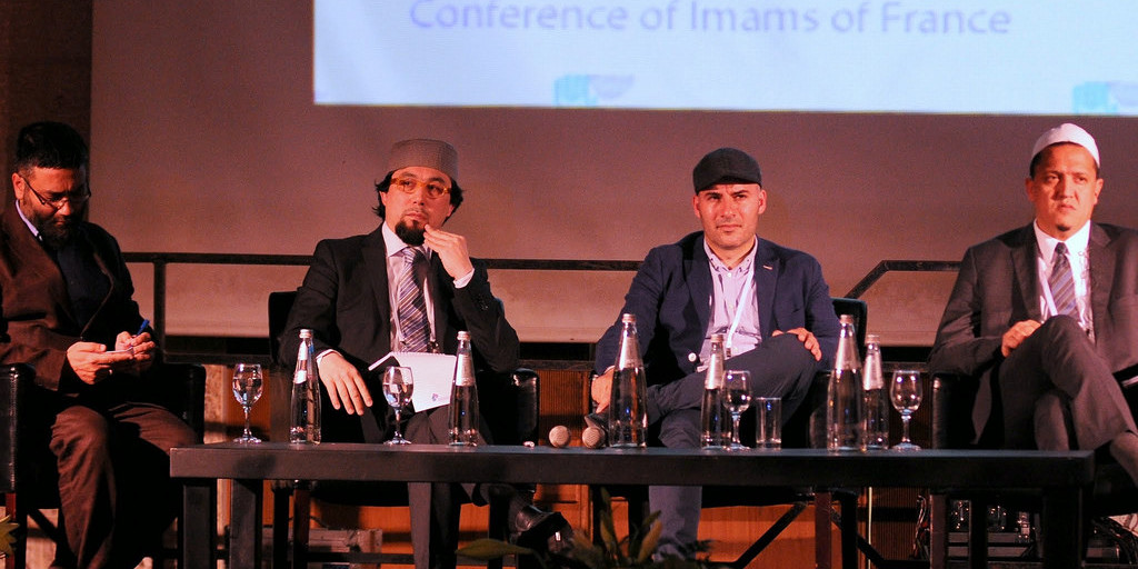 I don't want to see another all-male Muslim panel, ever again