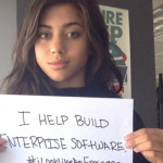 I look like an engineer movement as an example of sexism in tech