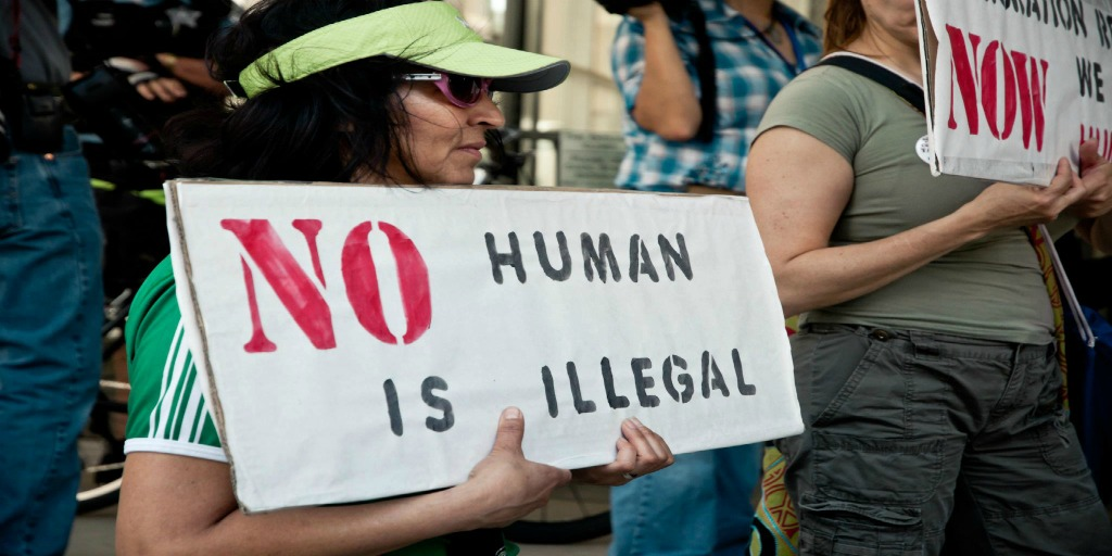 Texas's treatment of immigrants is shameful