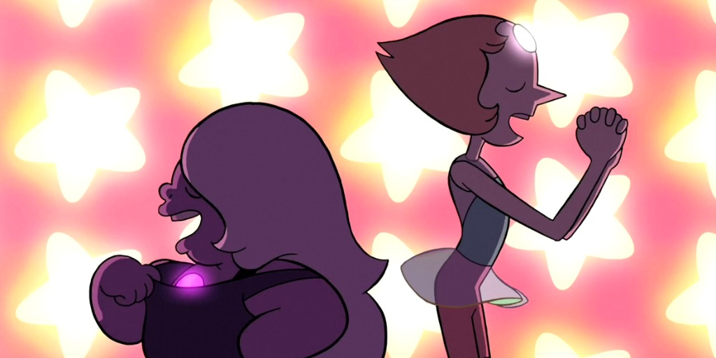 'Steven Universe' is the queerest thing on TV, and I'm obsessed