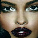 Here's how to rock the perfect dark lips this season