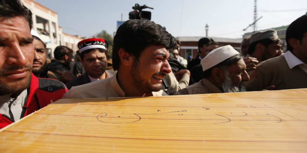 Tragedy in Pakistan goes mostly unnoticed and unmentioned in media