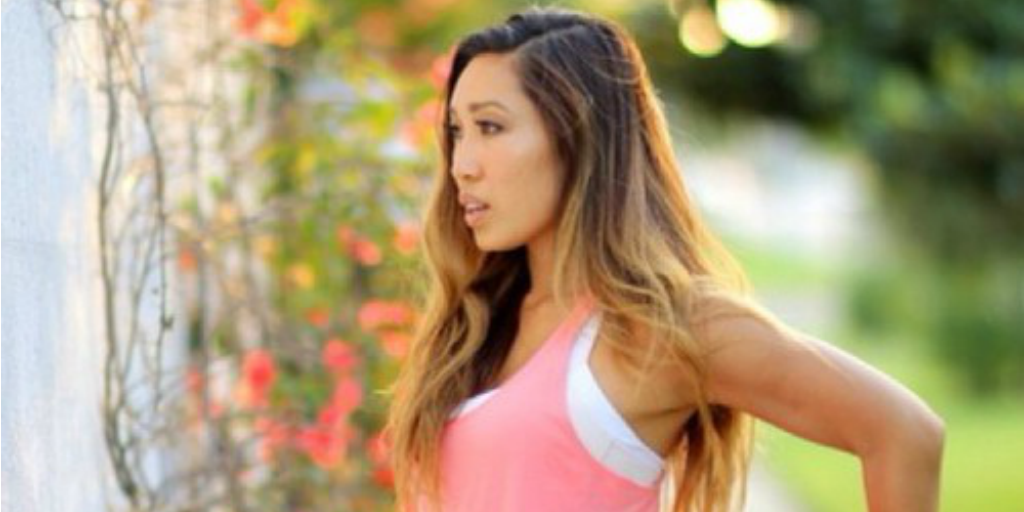 YouTube fitness instructor who overcame internet bullies who tried to body shame her