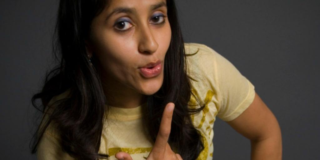 Going beyond conventional humor: An interview with Aparna Nancherla