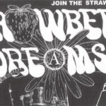 """Cover of zine """"Strawberry Dreams"""""""