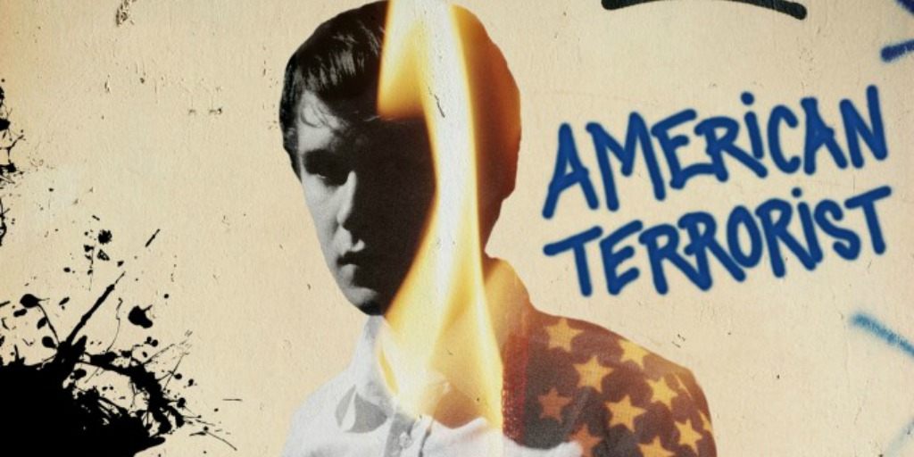 "Cover of ""American Terrorist"" by Todd Strasser"