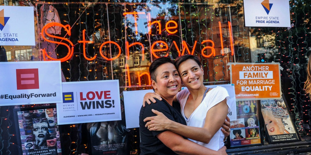 Stonewall was already a national monument before Obama made it one