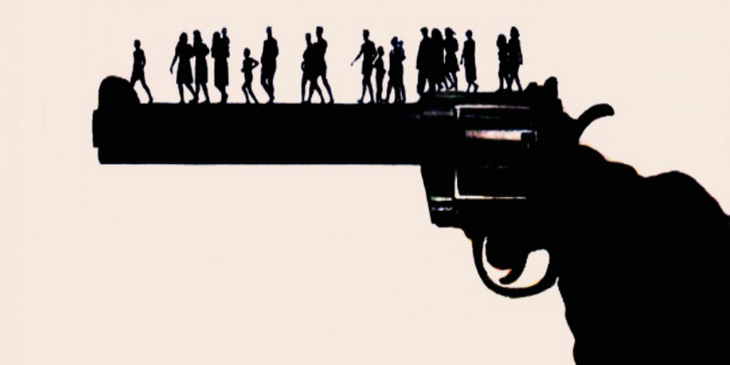 This week's shootings in Florida are a desperate plea for gun regulation