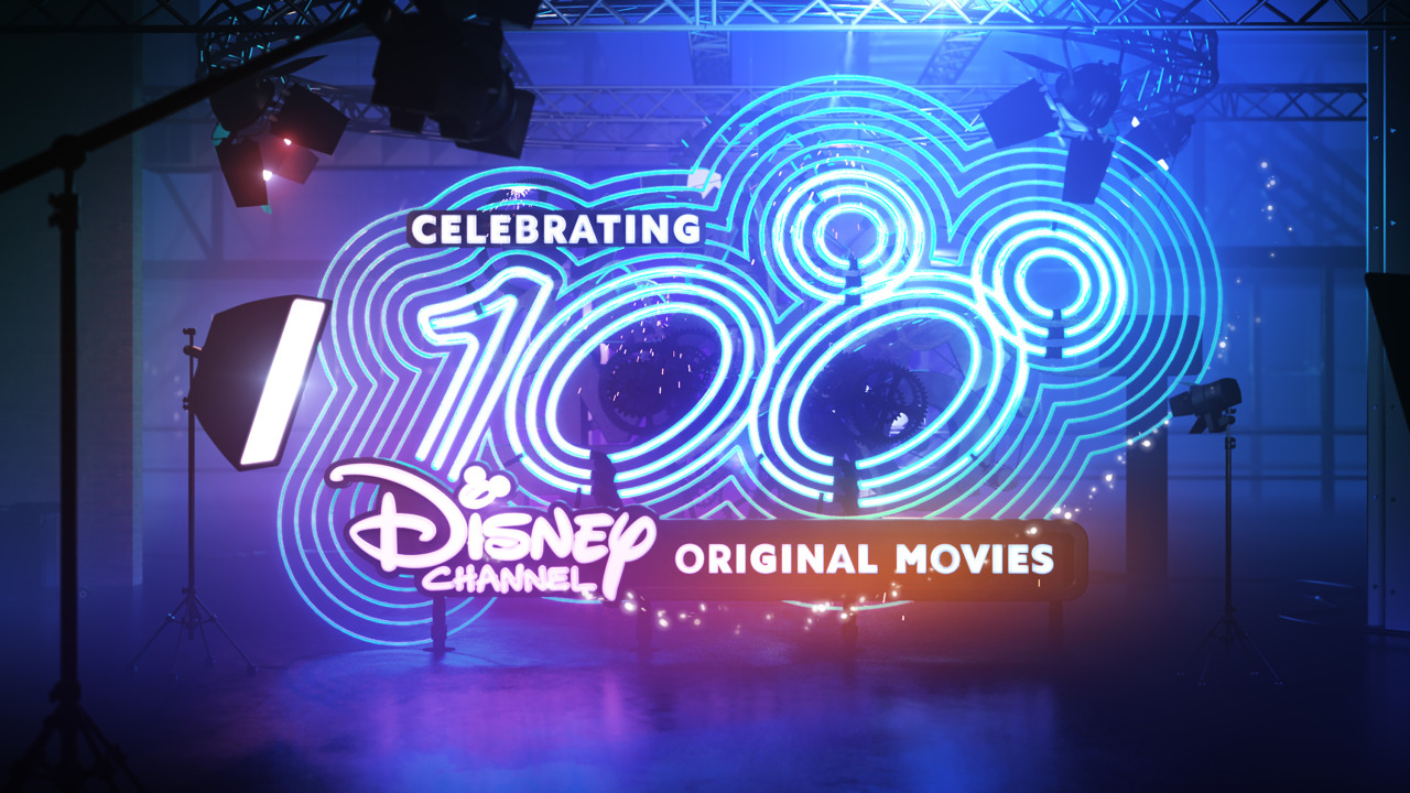 Logo for Disney Channel Original Movies