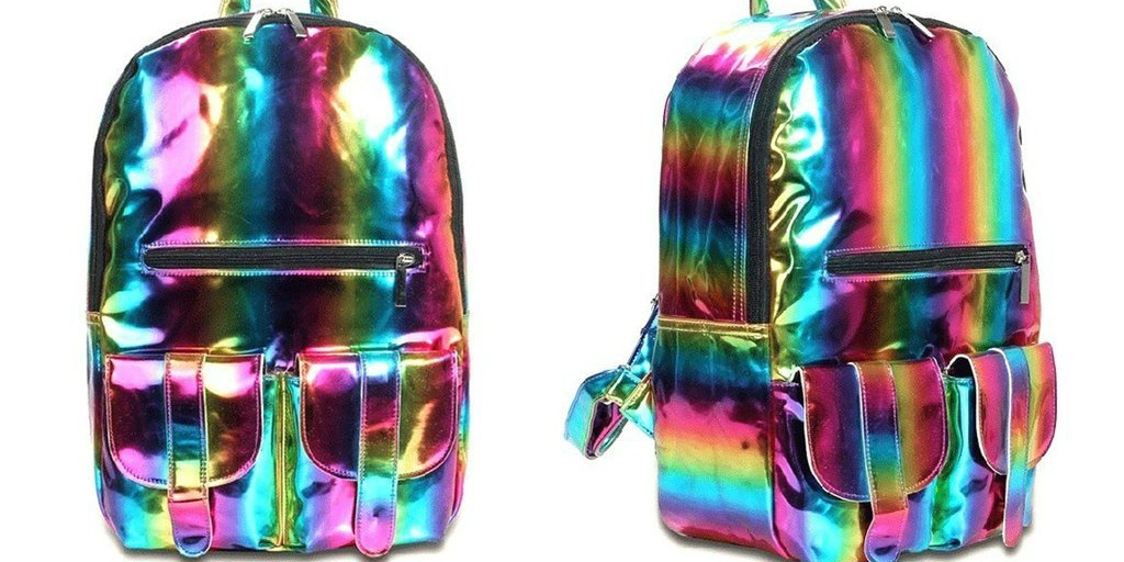 17 incredibly cool backpacks for people who want to make a statement