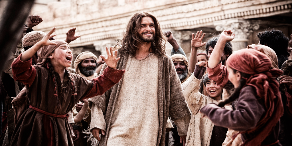 Epic Bible movies connect me more to my faith than going to church