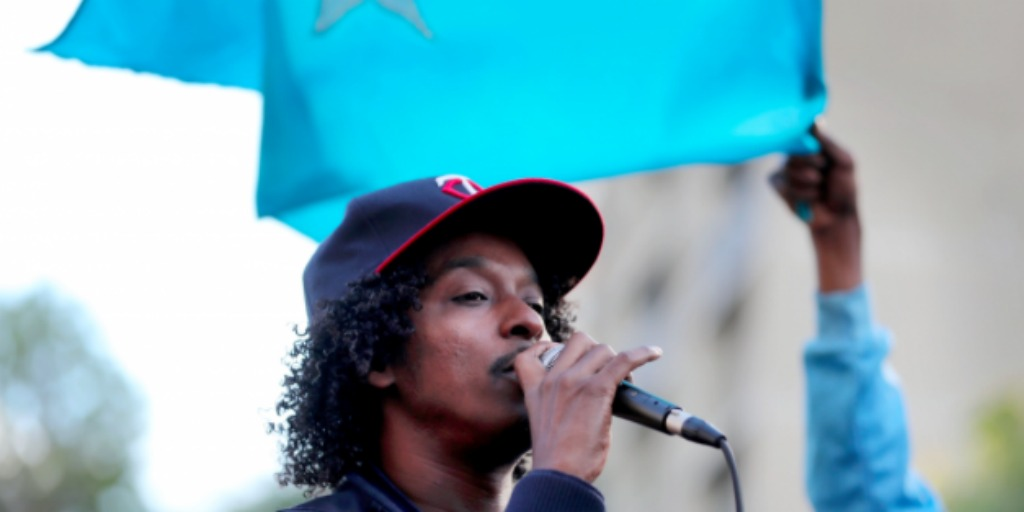 K'naan's show perpetuates stereotypes in my community we don