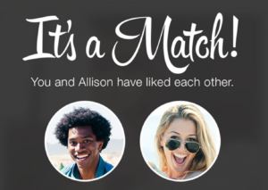 It's a Match! Tinder Image