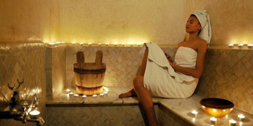 My (near naked) experience at a Moroccan hammam changed my life