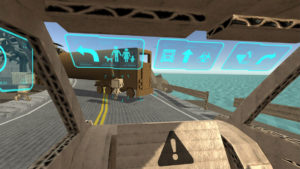 Cardboard Crash Screenshot