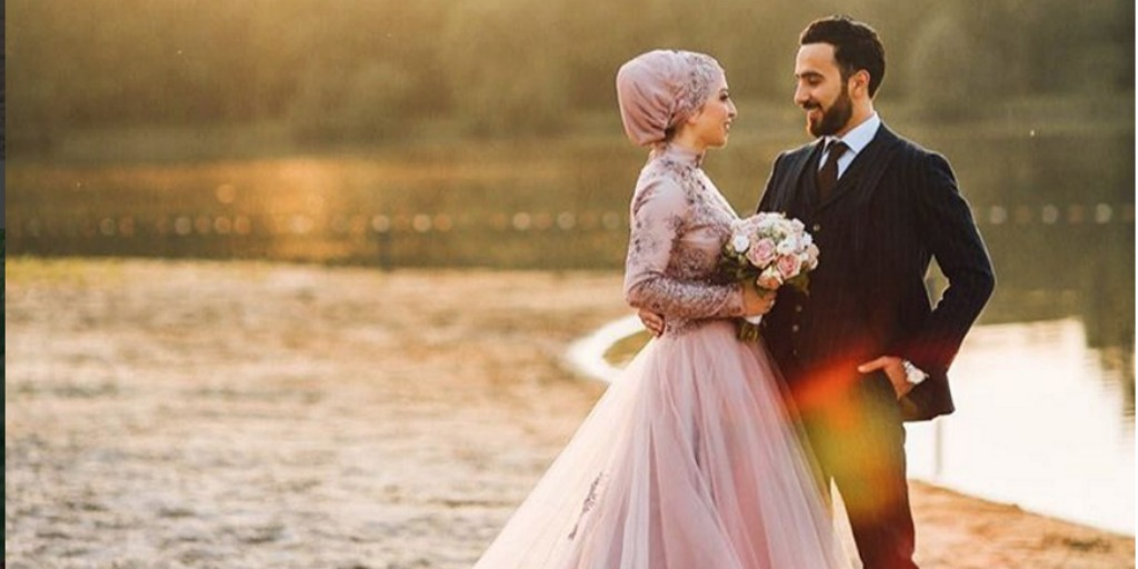 23 beautiful hijabi brides who completely killed it on their wedding day