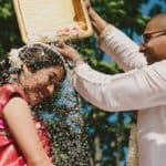 26 multicultural couples who totally won on their wedding day