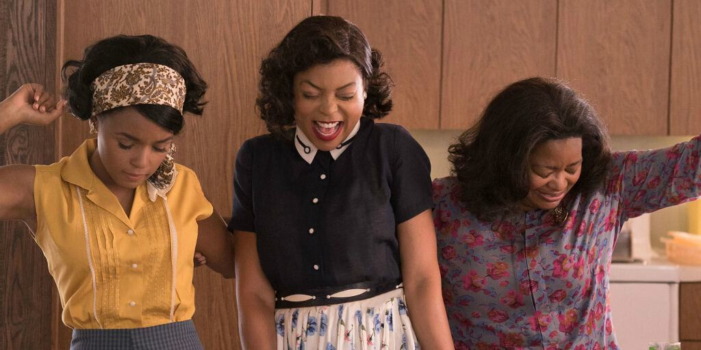 """I attended a special screening of """"Hidden Figures,"""" the movie on the forgotten women of NASA, and it was AMAZING"""
