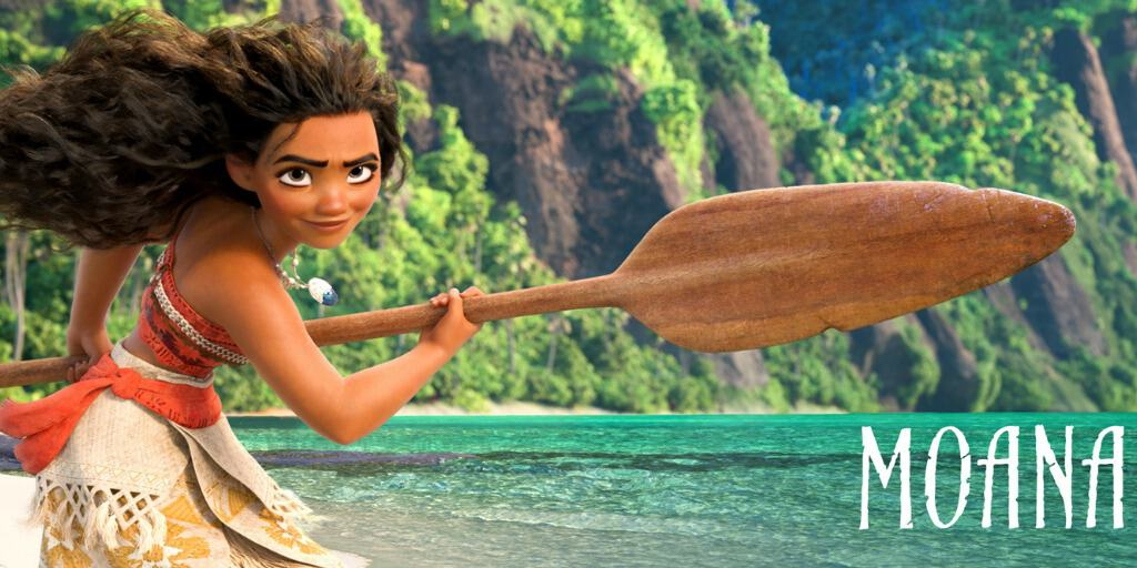 """How """"Moana"""" saved the world and revamped Disney Princesses for good"""