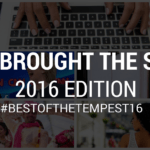 The Best of The Tempest: 2016 Edition