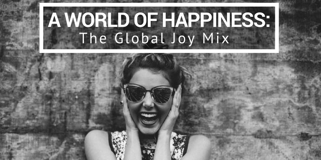 Global Joy Mixtape cover