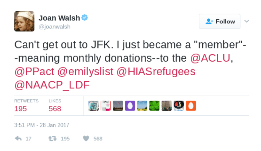 Joan Walsh tweet