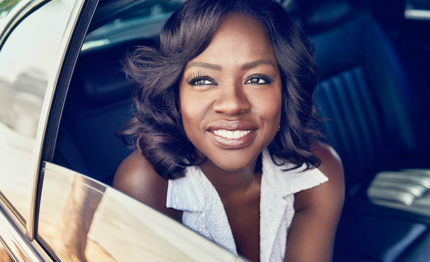 Viola Davis has an interview with People magazine