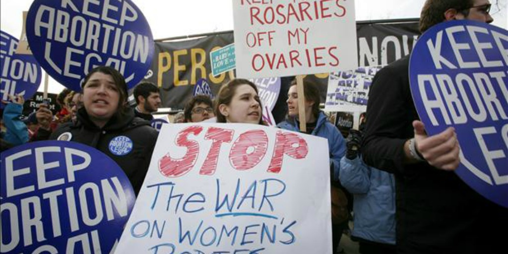 war on women's rights