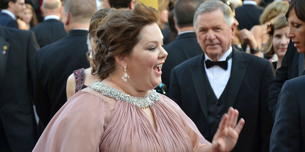 Melissa McCarthy at the Academy Awards