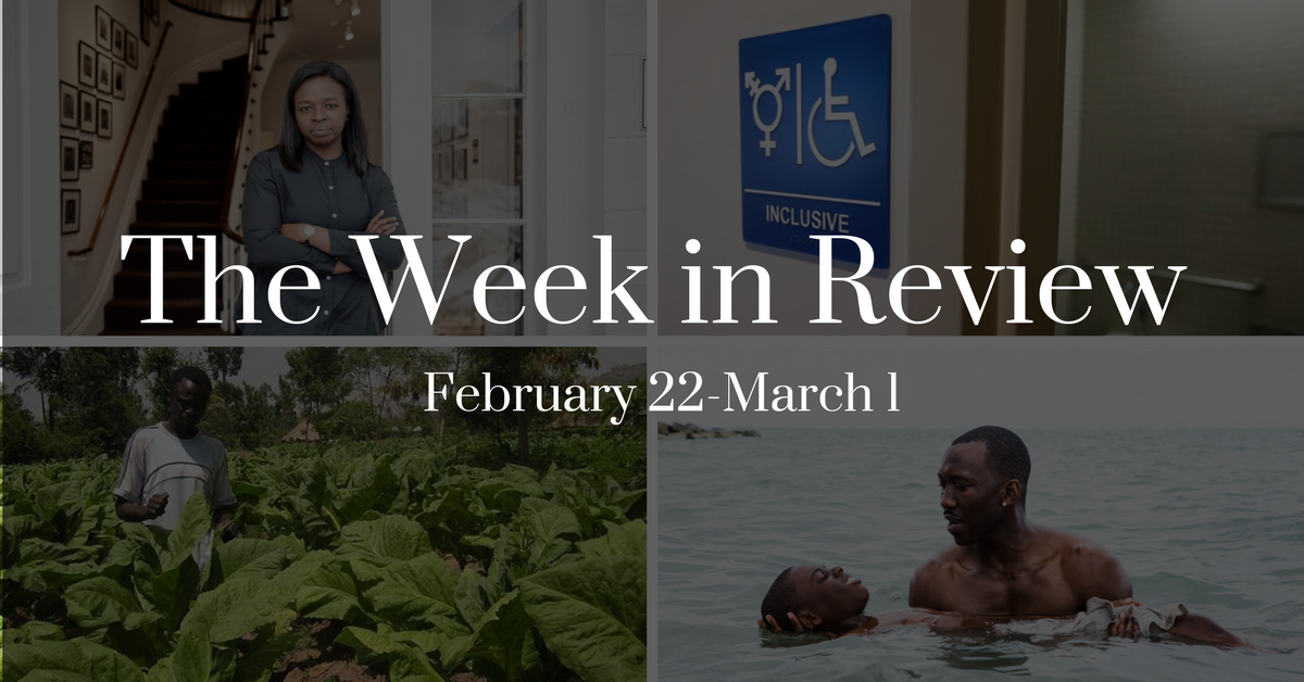 Snafu at the Oscars, Transgender Rights, and Bill O'Reilly: The Week in Review