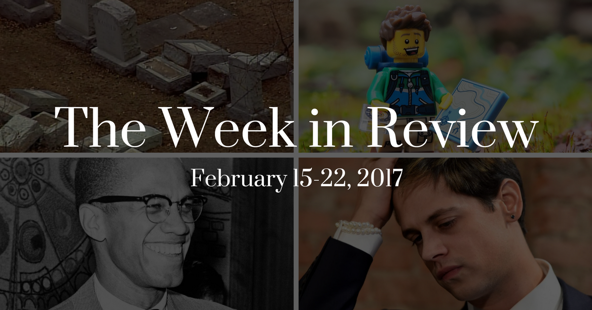 Aliens, Legos, and Milo Yiannopolous: The Week in Review