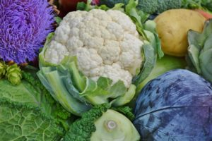 Cruciferous vegetables are great sources of sulforaphanes