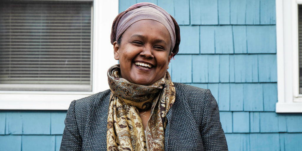 Deeqo Jibril runs for city council in Boston