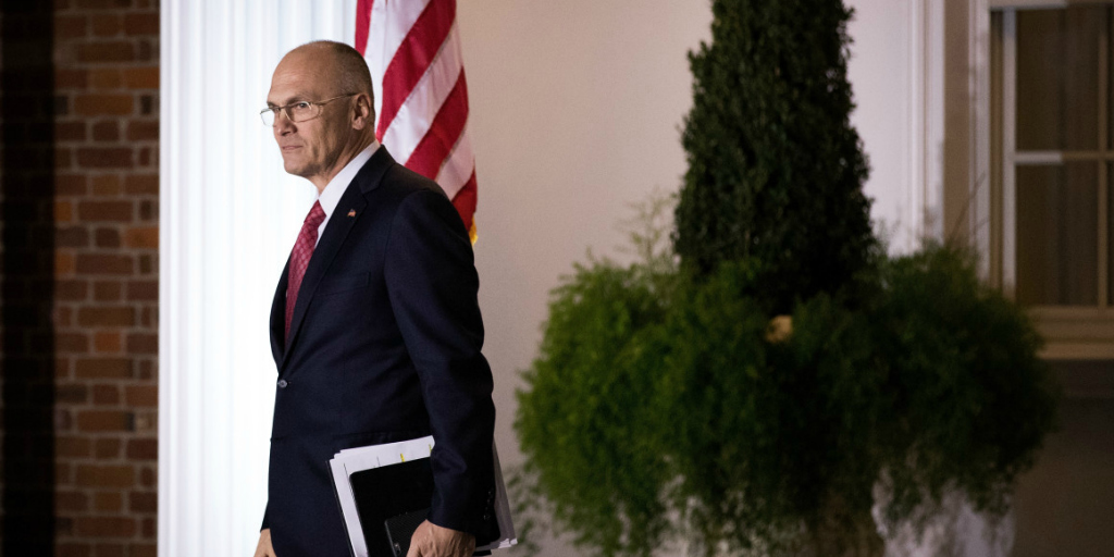 Andrew Puzder withdrew nomination for labor secretary