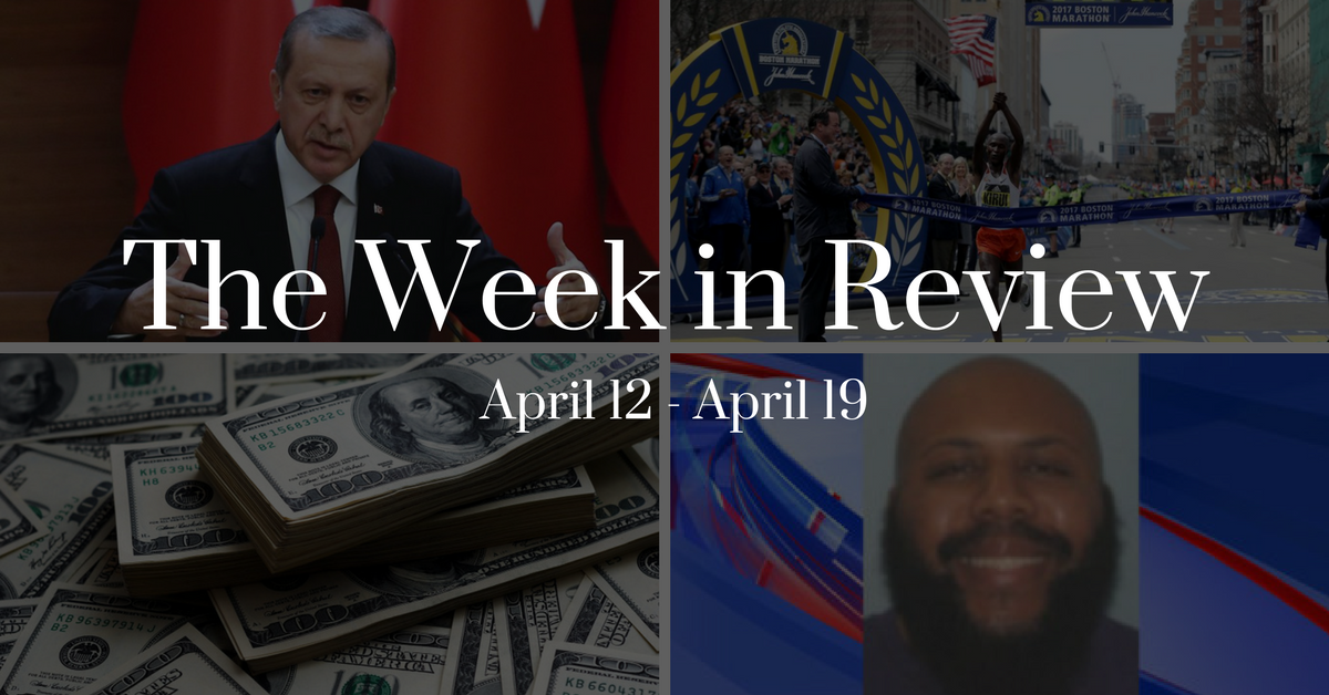 Arkansas Executions, North Korea, and Turkey: The Week in Review