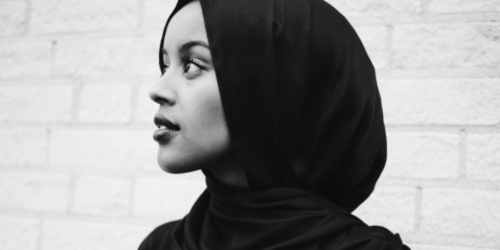 I'm a Muslim woman. If I don't smile at you, that doesn't make me oppressed.