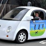 Self-driving cars are getting close to reality – but who'll be making them first?