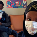 The Muslim community in Minnesota is suffering a major measles outbreak – but they won't get treatment.