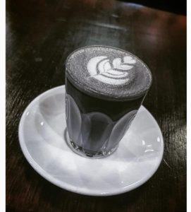 Black Velvet Coffee