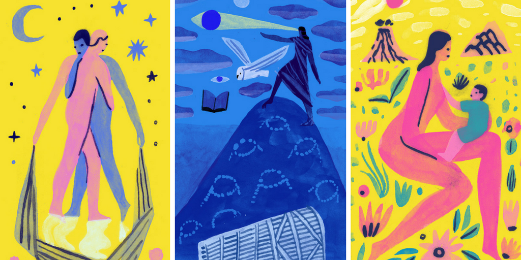 This tarot deck is empowering Asian Americans to confront mental health in radical ways