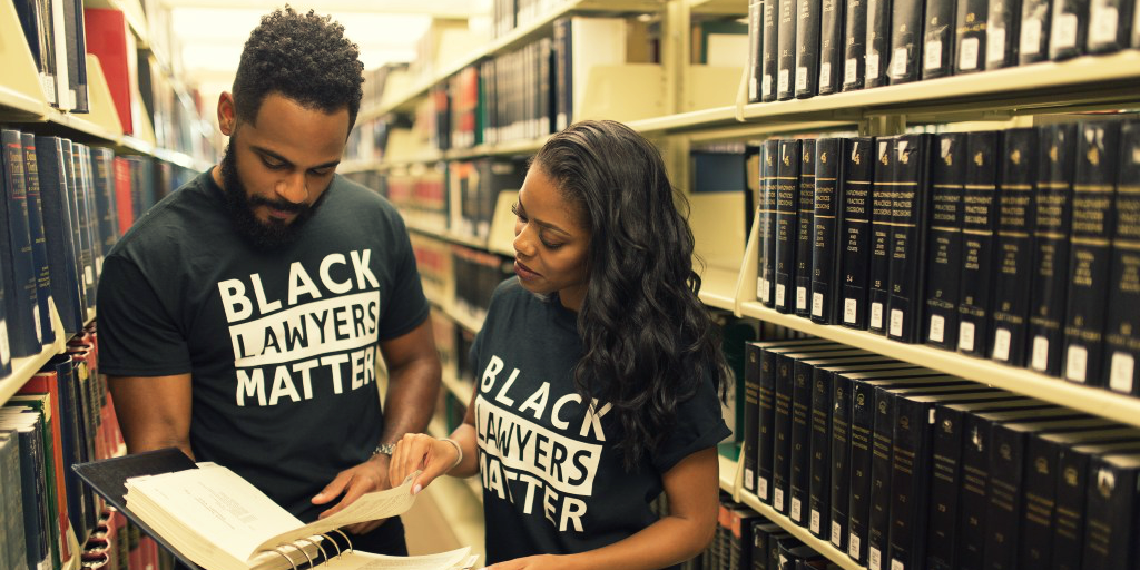 Lawyers of color matter, and they're taking social media by storm to let you know