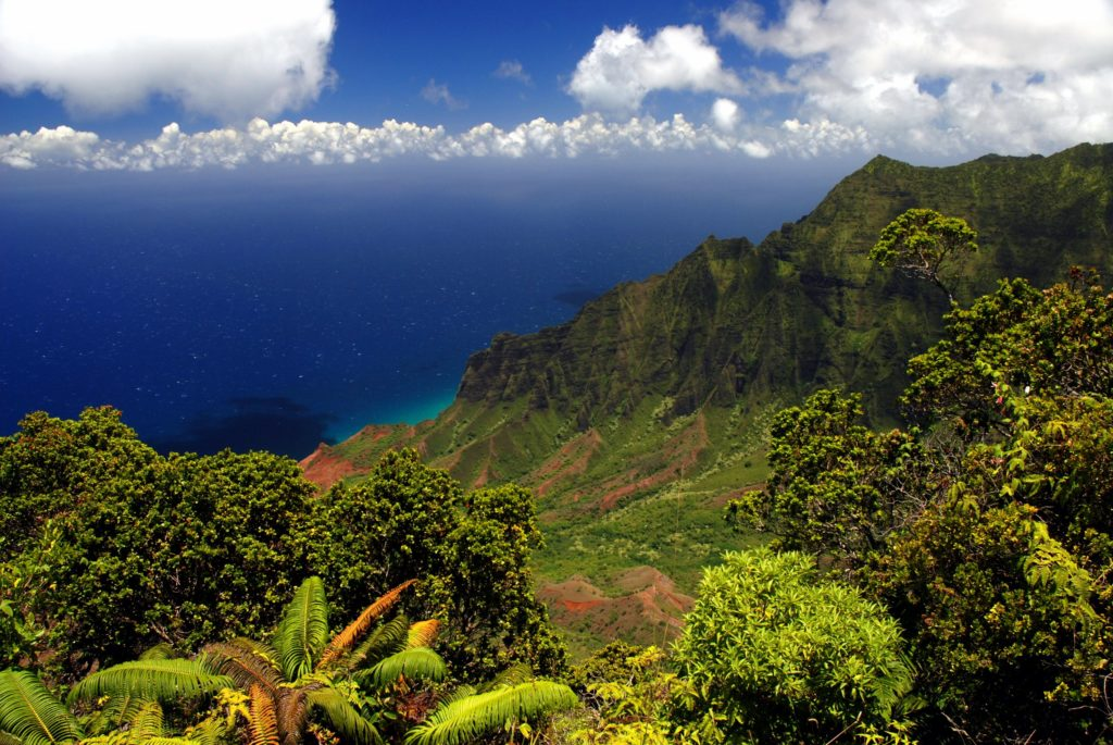 napali coast, beautiful places,